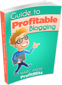 Guide to Profitable Blogging