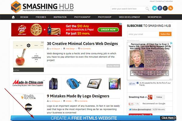 Smashing Hub 2