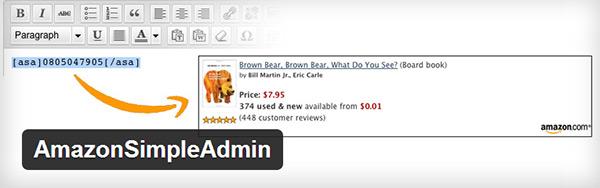 Amazon Simple Admin