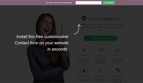 ManyContacts