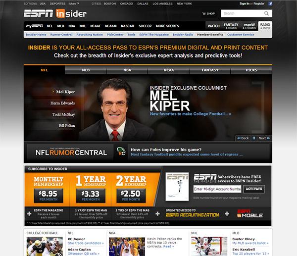 ESPN Insider