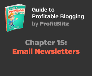 Chapter 15: Email Newsletters
