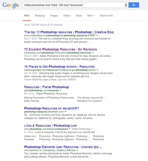 Google Queries