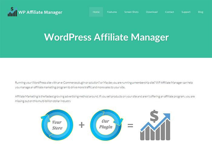 WP Affiliates Manager