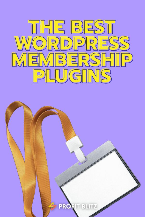 The Best WordPress Membership Plugins