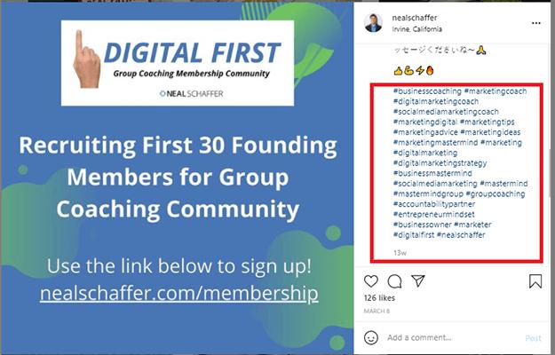 7 instagram influencer hashtag use